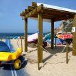 """Praia da Nazaré reconhecida como """"Praia Mais Acessível"""" de 2018"""
